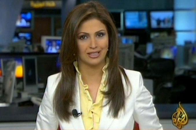 إيمان عياد تعود إلى قناة الجزيرة بعد شفائها من السرطان الشروق أونلاين